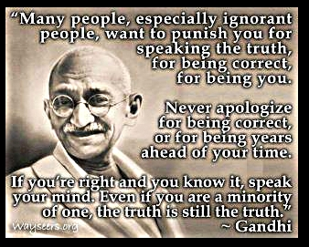Speak-your-truth