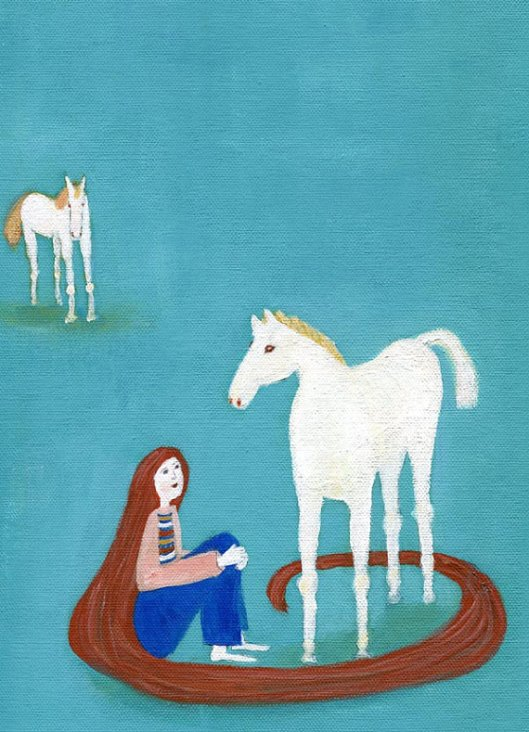 http://www.etsy.com/shop/jokamin?ref=seller_info Do you know how to talk to a horse? I know, I am a horse whisperer.