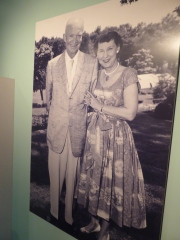 Ike and Mamie